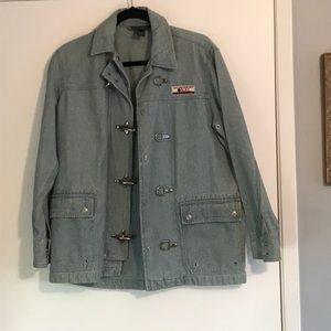Vintage Ralph Lauren petite denim jacket